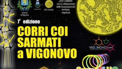 7^ Corri coi Sarmati a Vigonovo – 10 ottobre 2019