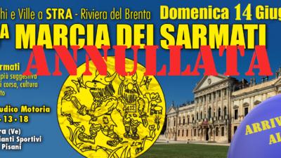 26^ Marcia dei Sarmati – 14 giugno 2020